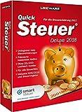 Lexware QuickSteuer Deluxe 2018 Minibox|Einfache und schnelle Steuer-Software für die private und gewerbliche Steuererklärung|Kompatibel mit Windows 7 oder aktueller