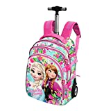 Frozen – 32370 – Zaino Trolley con rotelle