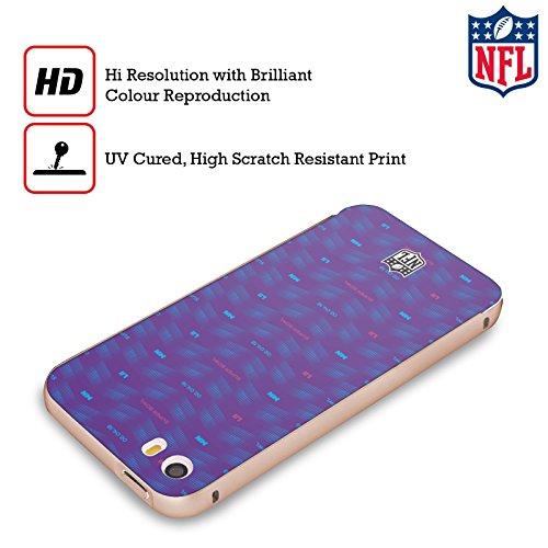 Ufficiale NFL Vittoria Di Piombo Nord 2018 Super Bowl LII Oro Cover Contorno con Bumper in Alluminio per Apple iPhone 5 / 5s / SE Modelle