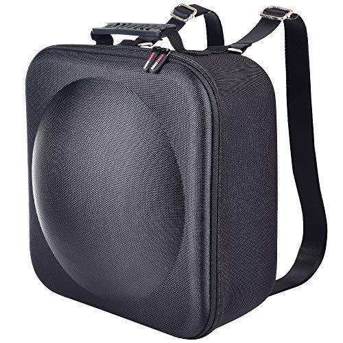 Coque Rigide de Voyage pour Harman Kardon Onyx Studio 1, 2, 3 & 4 Système de Haut-parleurs sans Fil Bluetooth. Convient au Chargeur. par Comecase