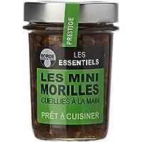 Borde Mini Morilles en Conserve Bocal 90 g