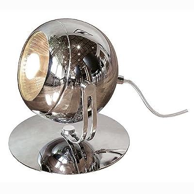 Tischleuchte Light Eye Floor chrom von SLV - Lampenhans.de
