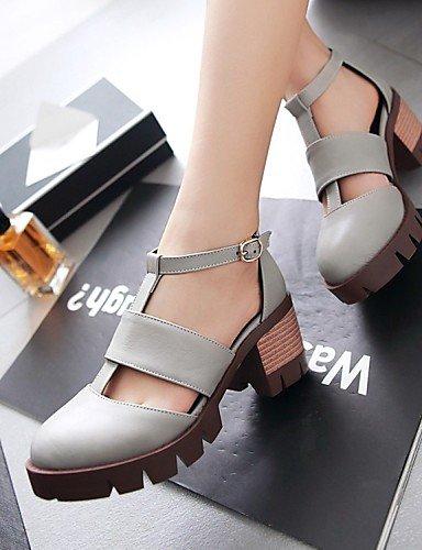 LFNLYX Scarpe Donna-Sandali / Scarpe col tacco / Sneakers alla moda / Ciabatte / Solette interne e accessori-Matrimonio / Ufficio e lavoro / almond