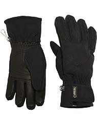 Ziener guantes candidatos GTX R Gore Active PR guantes para mujer, invierno, mujer, color Negro - negro, tamaño 6,5