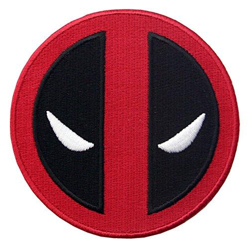 Scout Uniform Shirt (embird Extreme Deadpool Icon Aufbügeln/Aufnähen Auf bestickt Patch)