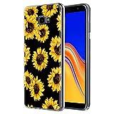 Pnakqil Samsung Galaxy J4 Plus Case, Transparent Clear with