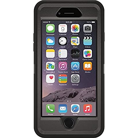 OtterBox Defender coque Anti-choc Noir pour iPhone 6