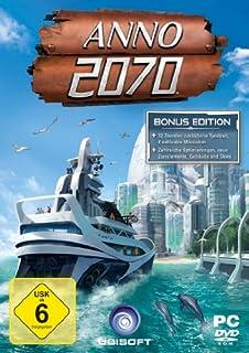 ANNO 2070 - Bonus Edition - [PC] (B00A18GDMK) | Amazon price tracker / tracking, Amazon price history charts, Amazon price watches, Amazon price drop alerts