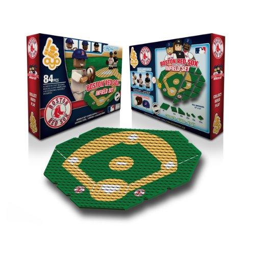 (OYO Sportstoys MLB Boston Red Sox Minifiguren Infield Set)