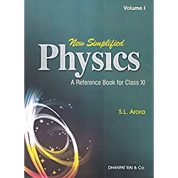 New Simplified Physics: A Reference Book for Class 11 for 2019 Examination (Set of 2 Volumes)