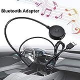 NAttnJf 97cm AMI MDI Car Bluetooth Receiver MP3 Music Interface Cavo Adattatore per Audi VW