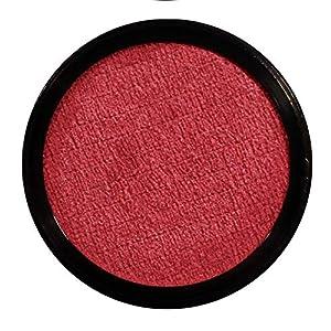 Eulenspiegel - Maquillaje Profesional Aqua, 20 ml / 30 g, Color Brillo perlino Rojo Fresa (180549)