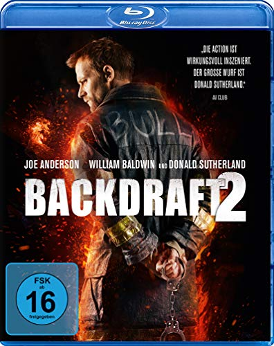Backdraft 2 [Blu-ray]