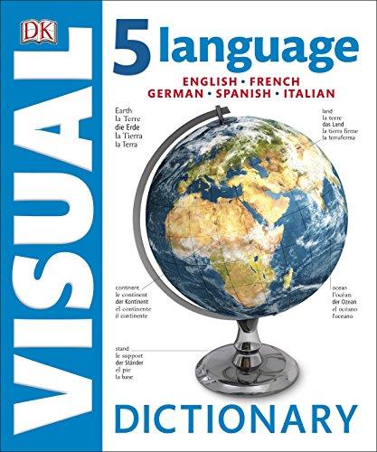 5 Language Visual Dictionary (Dictionaries)