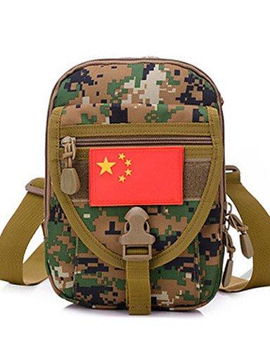 HWB/ 5 L Rucksack Multifunktions Armeegrün Nylon acu color