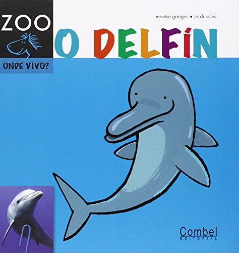 O delfín (Cabalo ZOO. Onde vivo?) por Montse Ganges