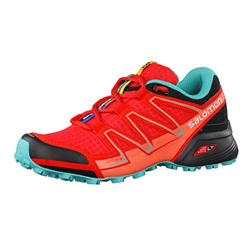 Salomon Speedcross Vario Women's Scarpe Da Trail Corsa - SS17 Red
