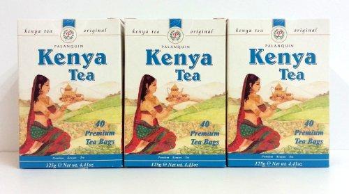 Palanquin - Té de Kenia - 125 g - Pack de 3 unidades