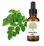 100% natural: el aceite corporal y facial de Moringa contiene altos niveles de ácido oleico así como vitaminas A y C.
