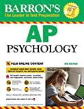 Barron's AP Psychology with Online Tests (English Edition)