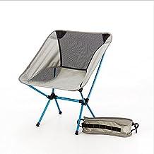 Silla Plegable Al Aire Libre Que Acampa Silla De La Aleación Del Aluminio De La Aviación 7075 Que Acampa Portable