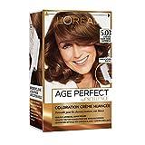 L'OREAL PARIS Coloration permanente Exellence age perfect 5.03 cheveux matures ou tres blancs - Chatain clair doré