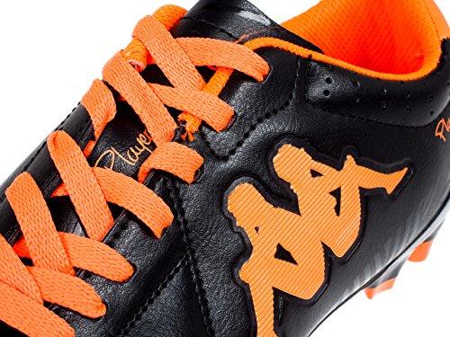 Sg Kappa Base Chaussures Football Noir Moulées Orang Player zMUGVqSp