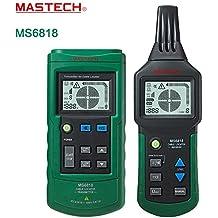 MASTECH ms6818 alambre avanzado probador medidor de localizador de tuberías cable multifunción detector ...