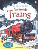 See Inside Trains (Usborne See Inside)