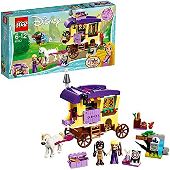 STICKER SHEET 1 /& 2 Disney Princess LEGO 41054 Rapunzel/'s Creativity Tower