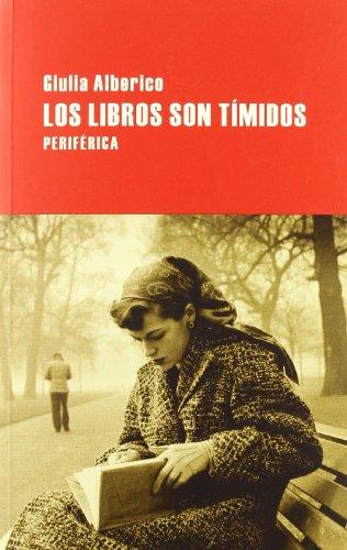 Los Libros Son Tímidos descarga pdf epub mobi fb2
