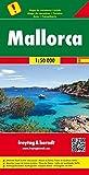 Mallorca, mapa de carreteras. Escala 1:50.000. Freytag & Berndt. (Auto karte)