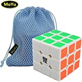 MoYu Aolong V2 3x3x3 Speed Puzzle Magic Cube White With a MoYu Cube Bag MOYU Aolong V2 3x3x3 velocidad Puzzle Magic Cube Blanco con un cubo de MOYU Bolsa