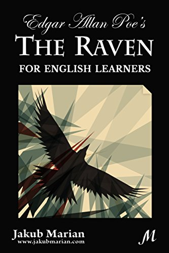 Edgar Allan Poe's The Raven for English Learners (English Edition)