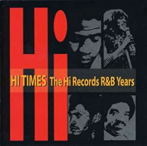 Hi Records R&B Years [Import anglais]