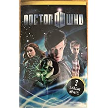 Dr Who 3 book set