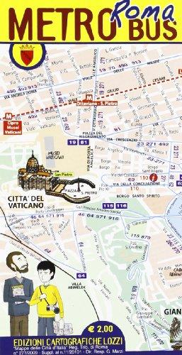 Indispensabile. Mappa Roma