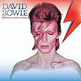 Official David Bowie 2018 Wall Calendar