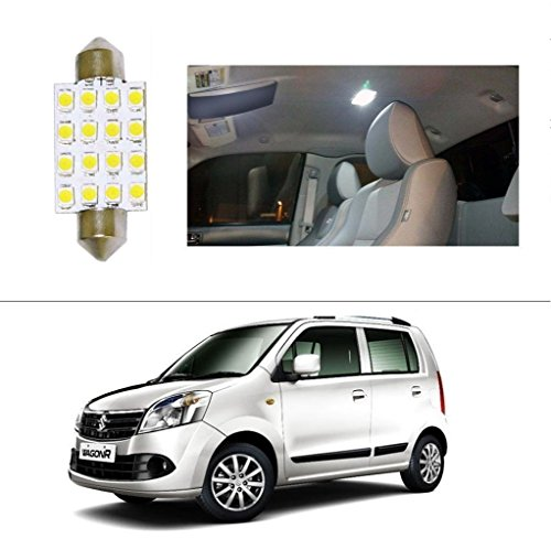 AutoStark 16 LED Roof Light Car Dome Light Reading Light For Maruti Suzuki Wagon R  available at amazon for Rs.99