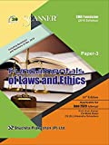 Scanner CMA Foundation (2016 Syllabus) Paper - 3 Fundamentals of Laws and Ethics (Regular Edition) (Applicable for June 2020 Attempt)