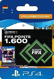 FIFA 21 Ultimate Team 1600 FIFA Points   PS4 (inkl. kostenlosem Upgrade auf PS5) Download Code - deutsches Kon