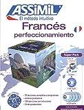 Francés perfeccionamiento - Super Pack (5CD audio)