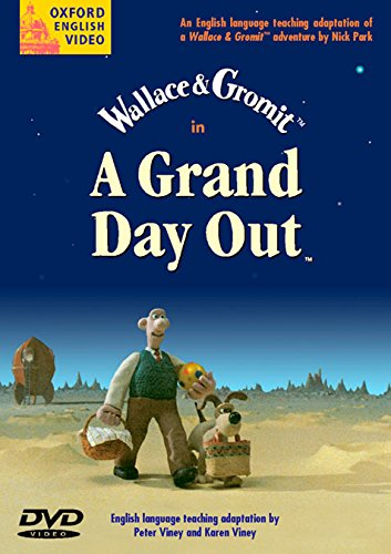 Wallace and Gromit: A Grand Day Out DVD