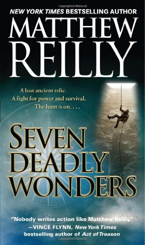 Seven Deadly Wonders: A Novel (Jack West, Jr., Band 1)