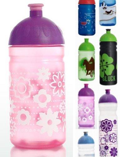Preisvergleich Produktbild ISYbe-Trinkflasche 0,7l Motiv: Schmetterling