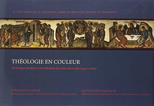 Théologie en couleur : Les fresques des fêtes en la Cathédrale des Trois Saints Hiérarques à Paris