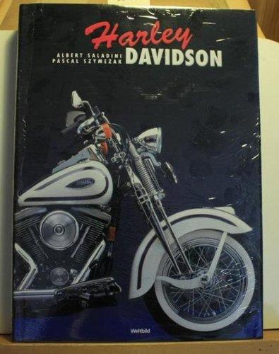 Portada del libro Harley Davidson