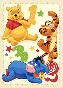 associated weavers w76 disney winnie the pooh. Black Bedroom Furniture Sets. Home Design Ideas