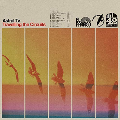 Travelling the Circuits [Vinyl LP] Circuit Tv