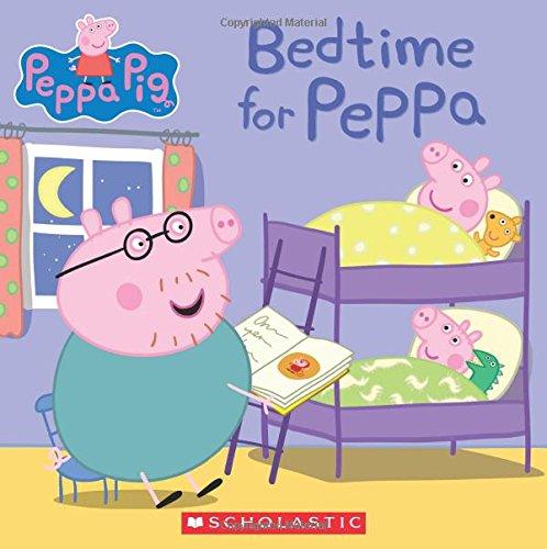 Bedtime for Peppa (Peppa Pig) por Scholastic